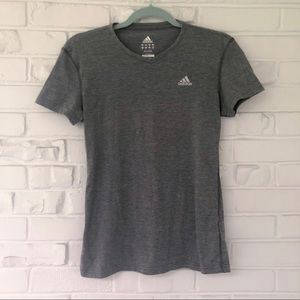 Adidas Climalite Short Sleeve Tee Size S